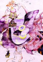 Mononoke: Mannequin by muttiy