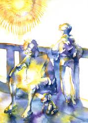 Summer of Madao by muttiy
