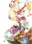 Mononoke: Tadano Kusuriuri III by muttiy