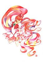 Heartcatch Precure: Blossom II by muttiy