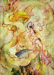 Mononoke II by muttiy
