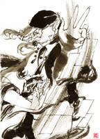 Mononoke: Kusuriuri IX by muttiy