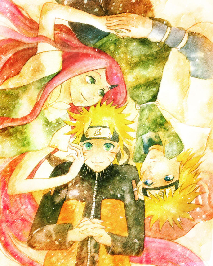 NARUTO: Impossible dream by muttiy