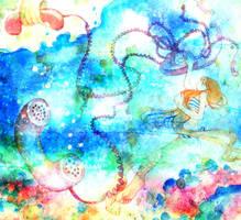 Aqua phone by muttiy