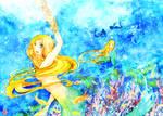 Mermaid salvation