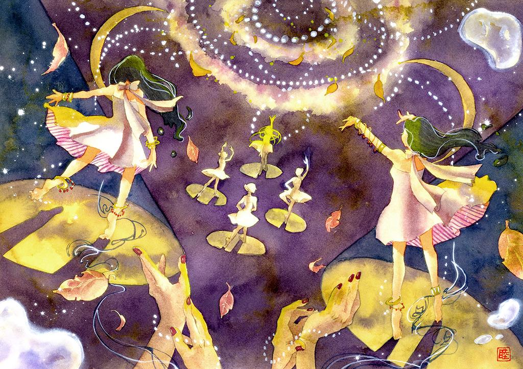 Dance of Nazca by muttiy