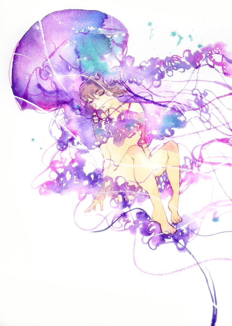 Jellyfish Fashion by muttiy