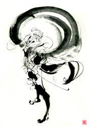 Toukenranbu: shishiou by muttiy