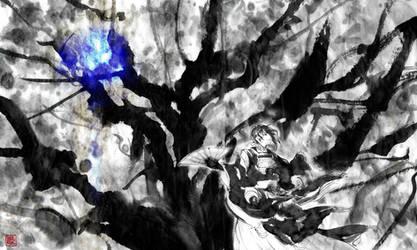 Toukenranbu: Blue moon to echo by muttiy