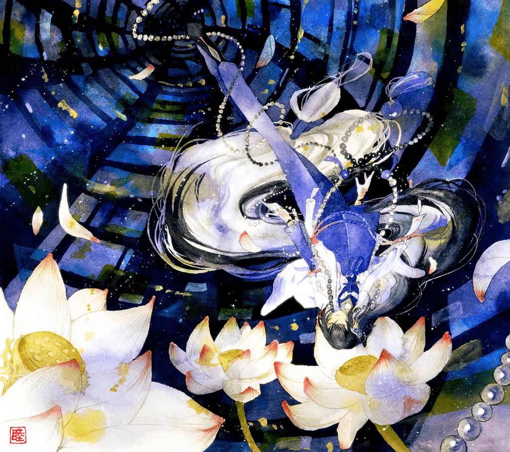 Toukenranbu: Dreams fall by muttiy