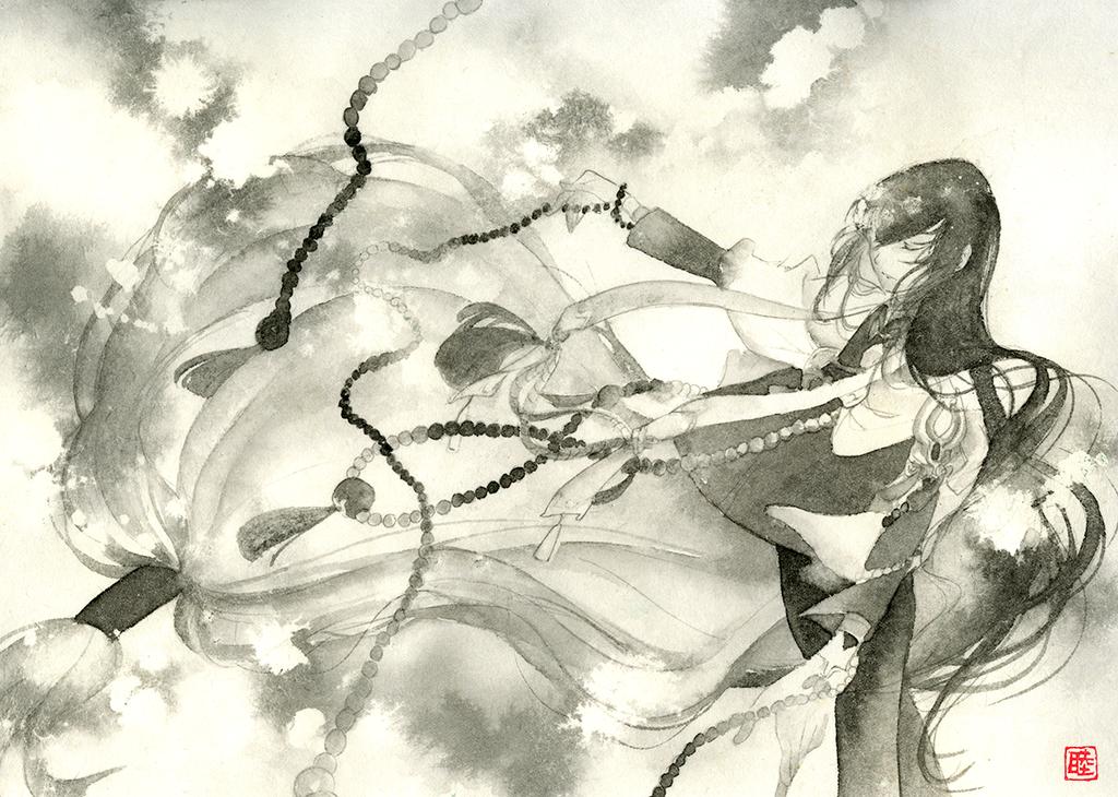 Toukenranbu: Wind by muttiy