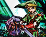 The LEGEND OF ZELDA_ Link