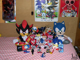 sonikku_plushes_by_may_shadow by mayshadow