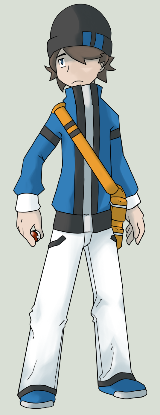 Pokemon Trainer Siege By Siegeevans On Deviantart