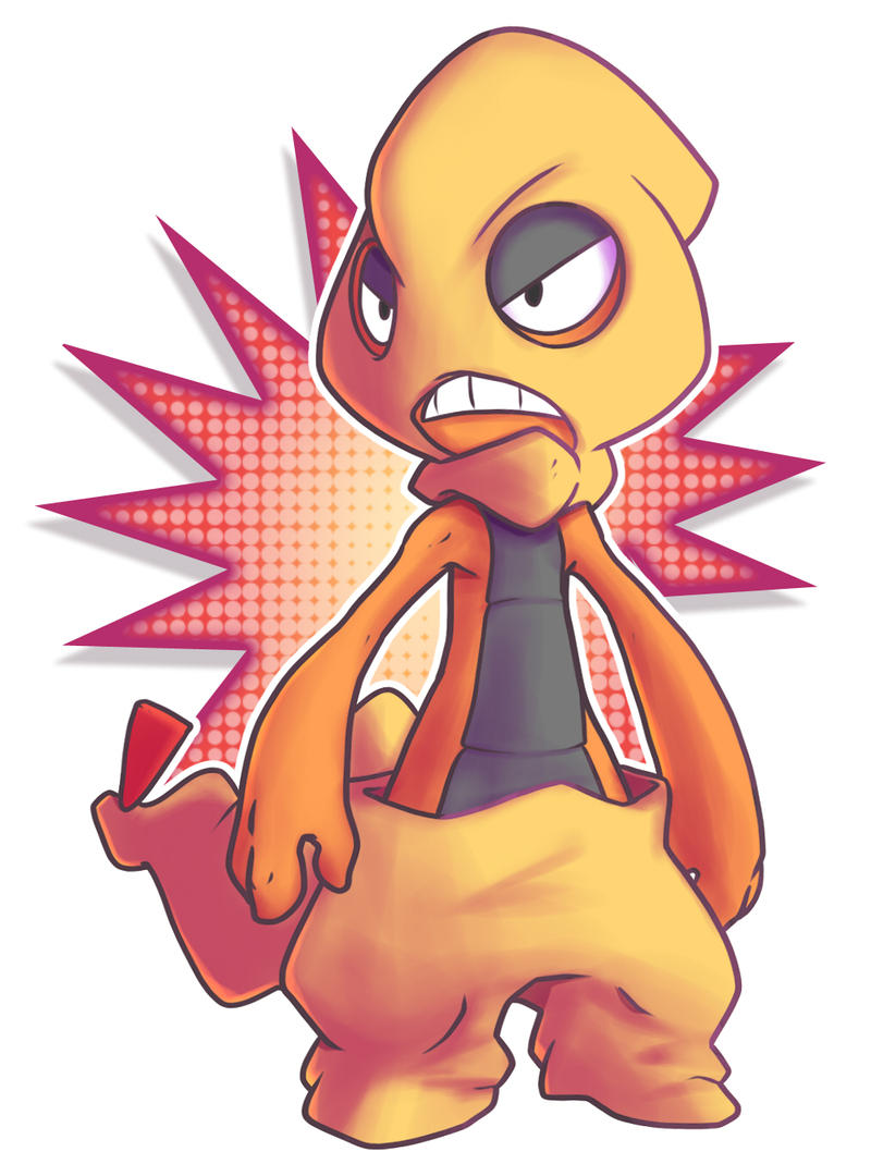 Hooded Scrafty By Siegeevans On Deviantart