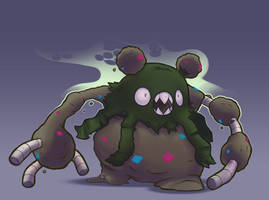 GARBODOR by SiegeEvans