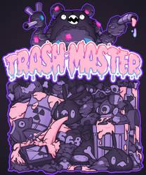 TRASH MASTER by SiegeEvans