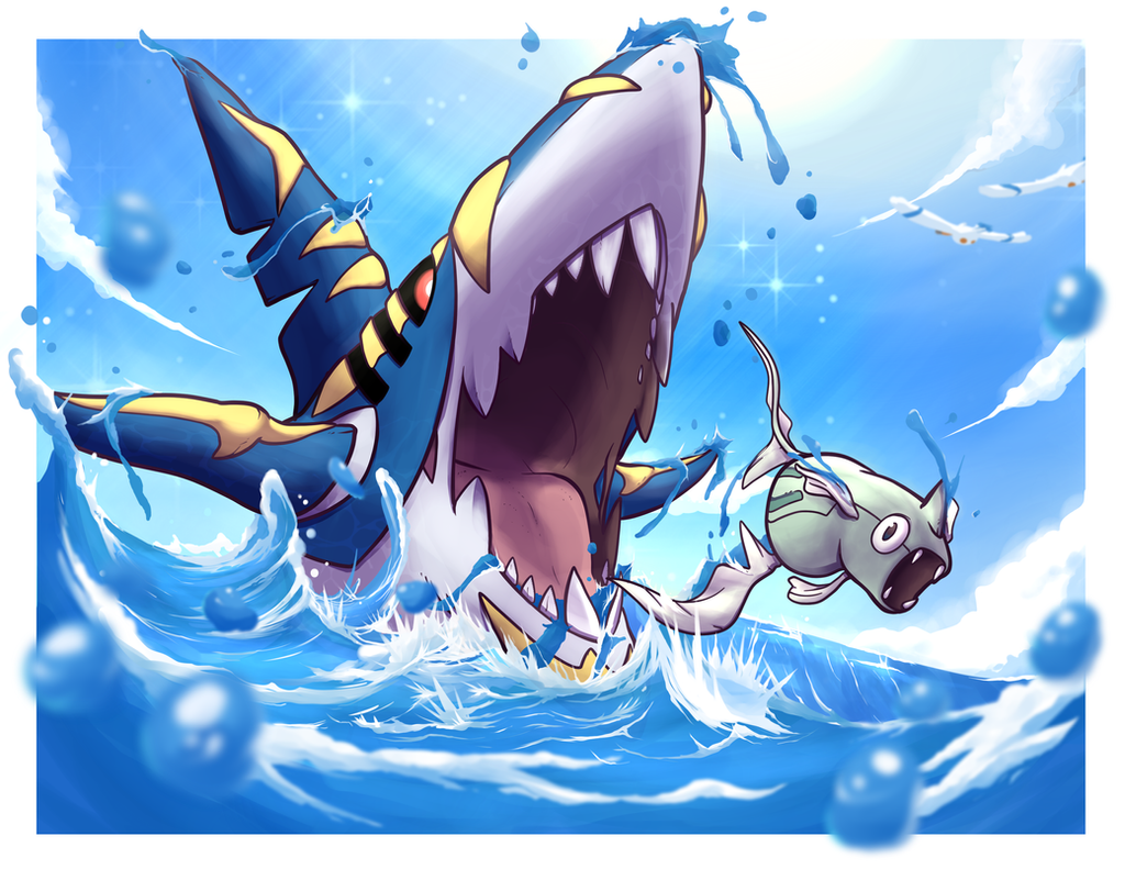 Image Result For Pokemon Sharpedo Coloring