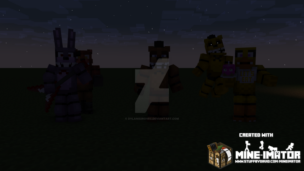 FazCraft (Freddy Craft 1 Remake) by dylansurovec