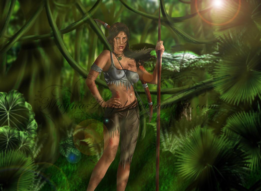 Survivor by MagnaAngel