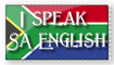 I Speak South African English by MagnaAngel