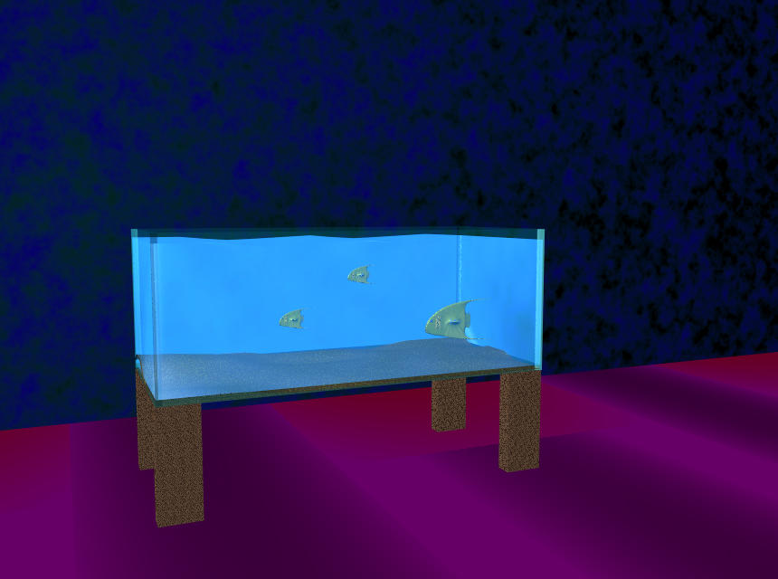 Fish tank by ender-pontius