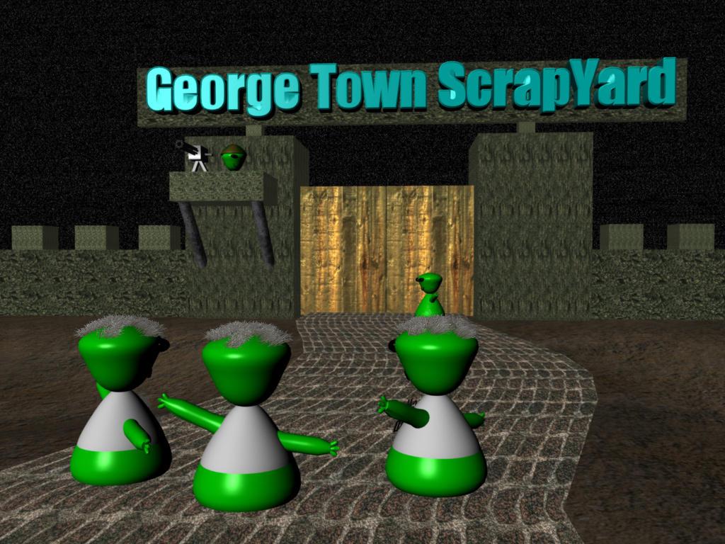 Teh New Scrap Yard by ender-pontius