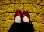 follow the yellow brick road by lasuacantante