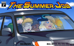 The Summer Job Chapter 1 Cover