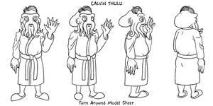 Thulu Turn Around