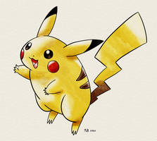 Pikachu Practice