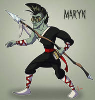 Maryn