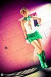 Vinil Corset - Arisia from Green Lantern