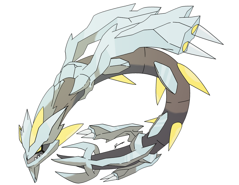 Primal Kyurem by rey-menn on DeviantArt