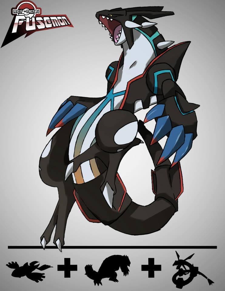 Fusion #13 by rey-menn
