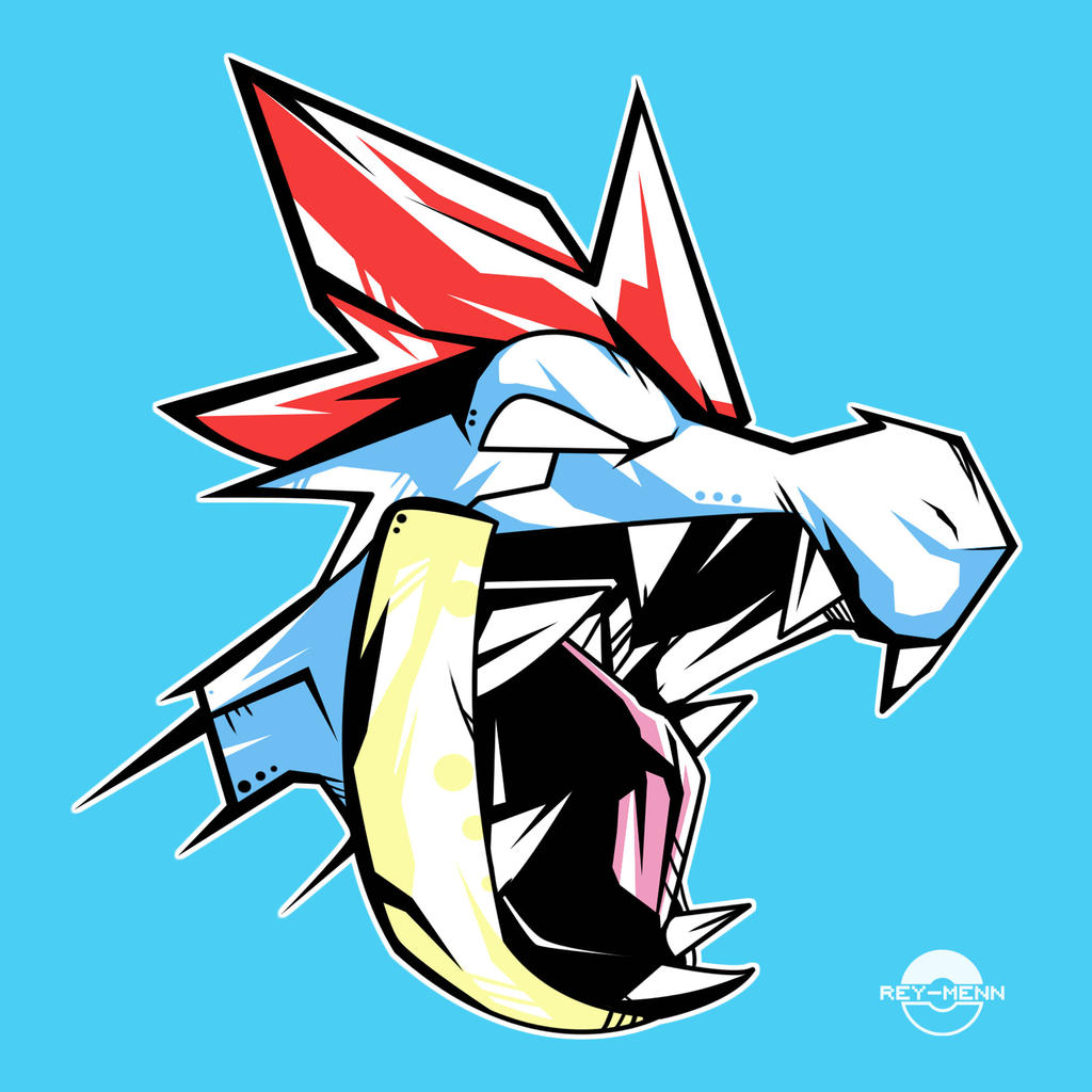 Feraligatr POP Head by rey-menn