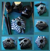 Stone: Gaster-variant Inkwell