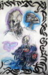Gaster: Traditional #24 Concepts