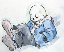 Gift: Traditional Sans Sketch