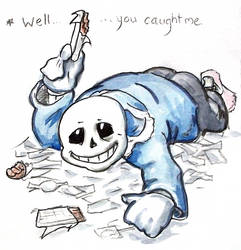 Gift: Traditional Sans Sketch 2