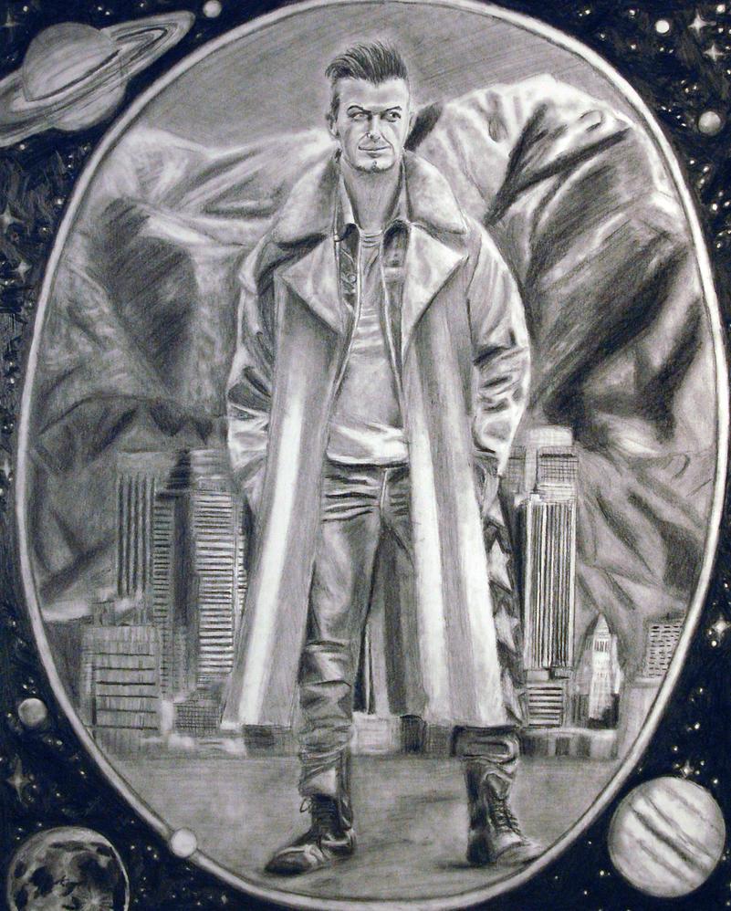 Beckham's Galaxy by AleksVarts