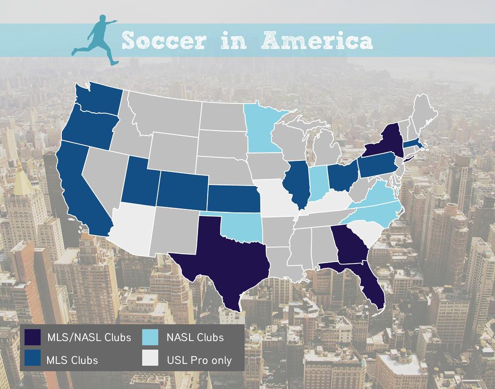 Soccer in America by AleksVarts