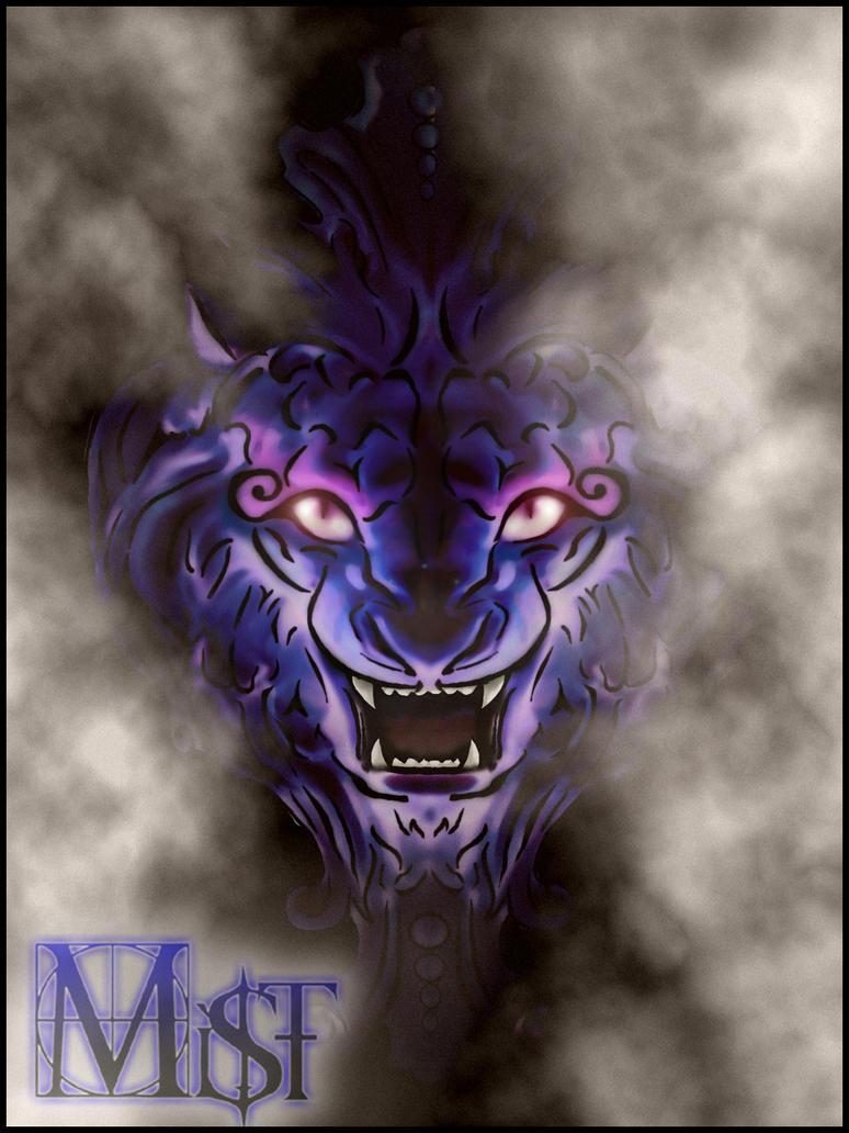 Lion of mist by Hell-katana