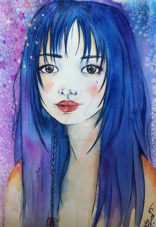 Blueberry Nights by Sacha-Nievsky