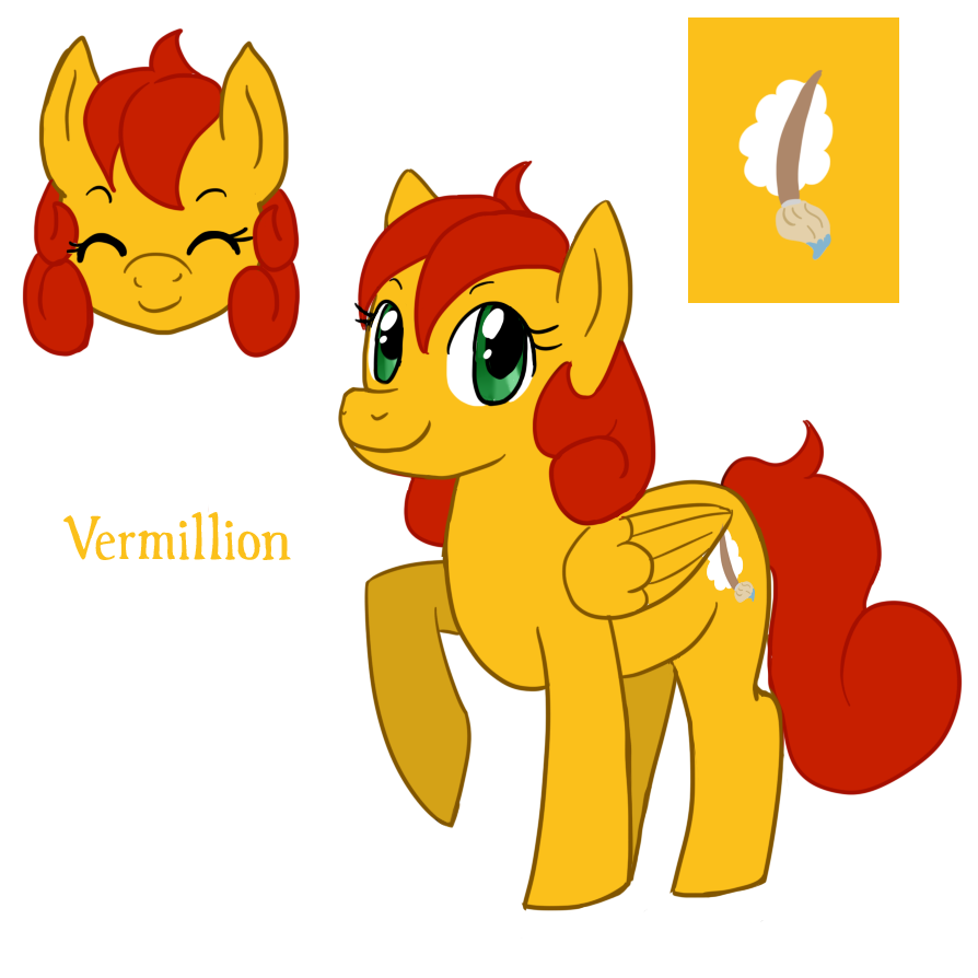 Vermillion ref by Sixala