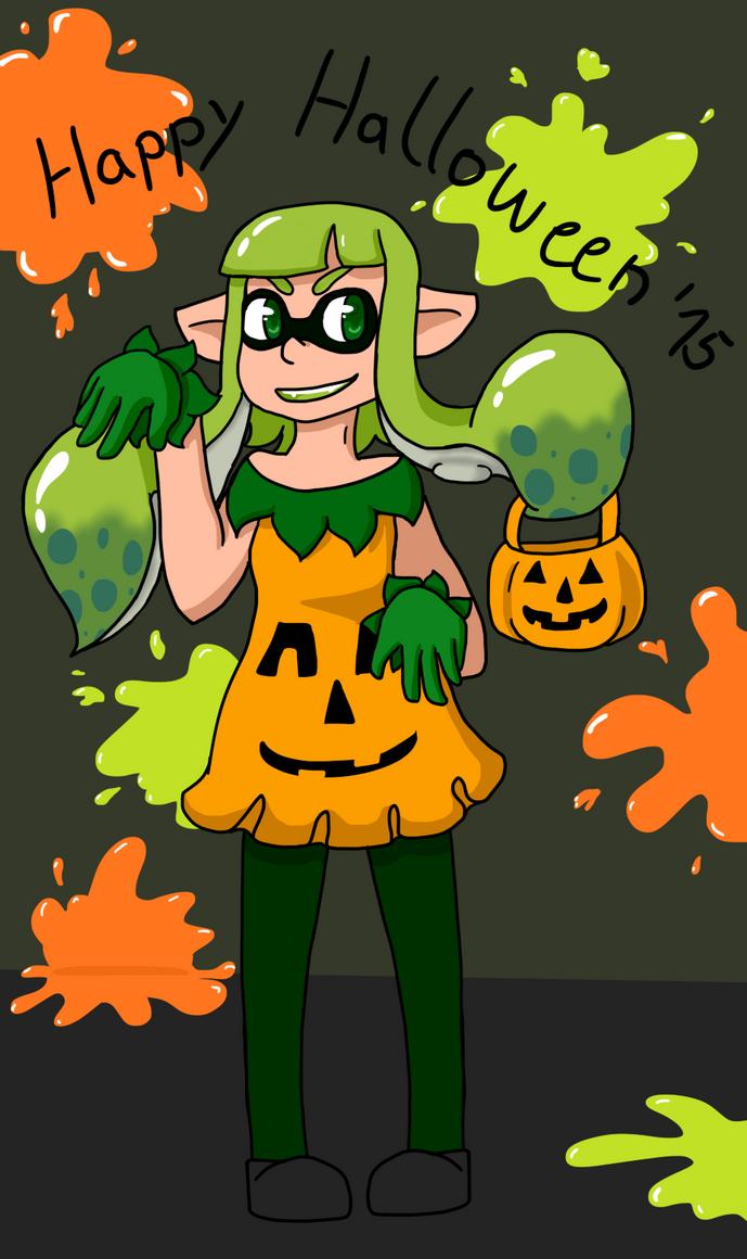 Halloween '15 by Sixala