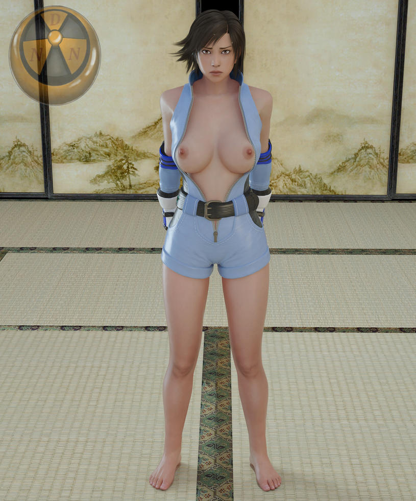 Typical Asuka Kazama by dukenukemnever