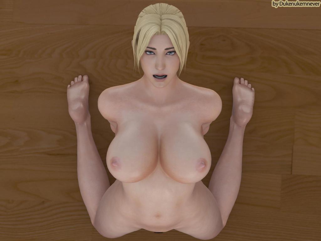 Nina need a real man! 4 by dukenukemnever