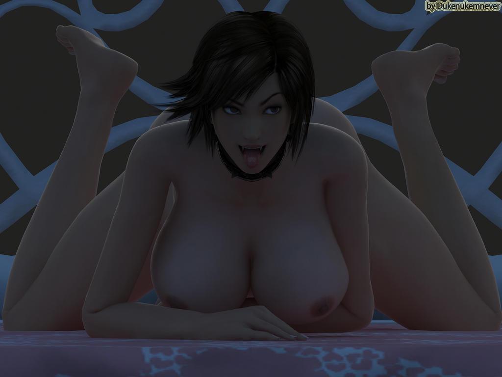 Asuka - Night Queen 2 by dukenukemnever