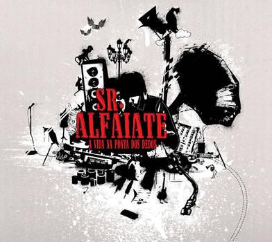 SR ALFAIATE CD COVER
